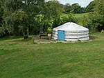 seren yurt in snowdonia